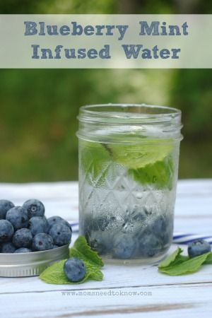 We all know that we should drink plenty of water to stay hydrated and for most people, it is much easier to do in the summer when it is hot. It is even easier when your water tastes delicious and this Blueberry Mint Infused Water can help you do just that! Even if it isn't …
