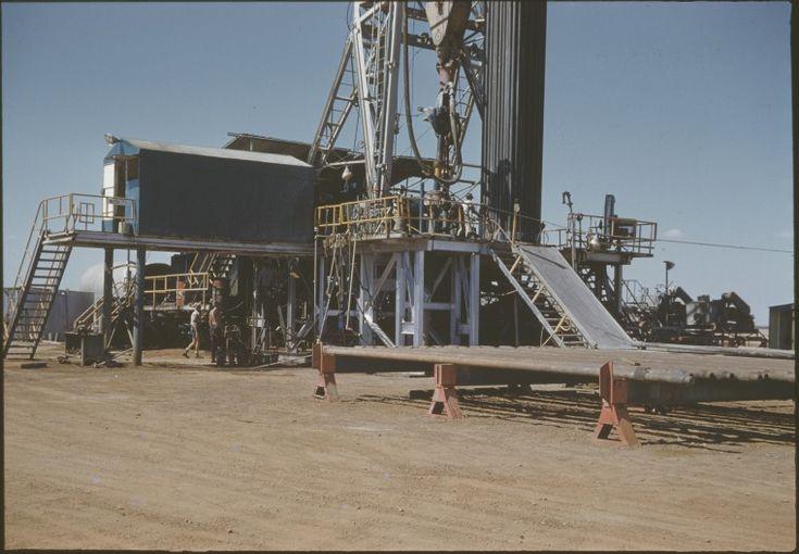 144521PD: Meda No. 1 oil well, 1958 http://encore.slwa.wa.gov.au/iii/encore/record/C__Rb4569509?lang=eng