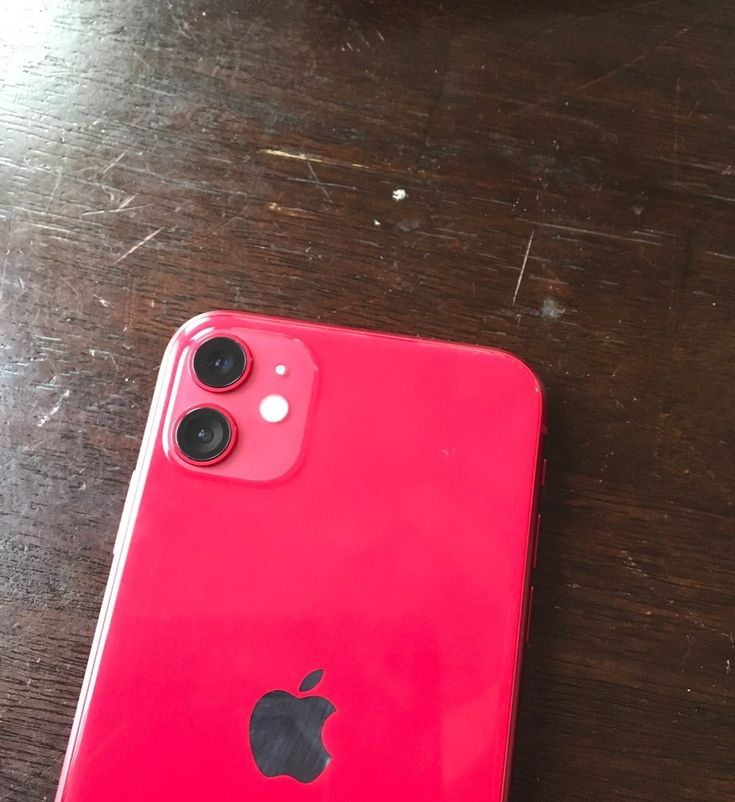 Iphone 11 Product Red 128 Gb At T Iphone Iphone 11 Apple Brand