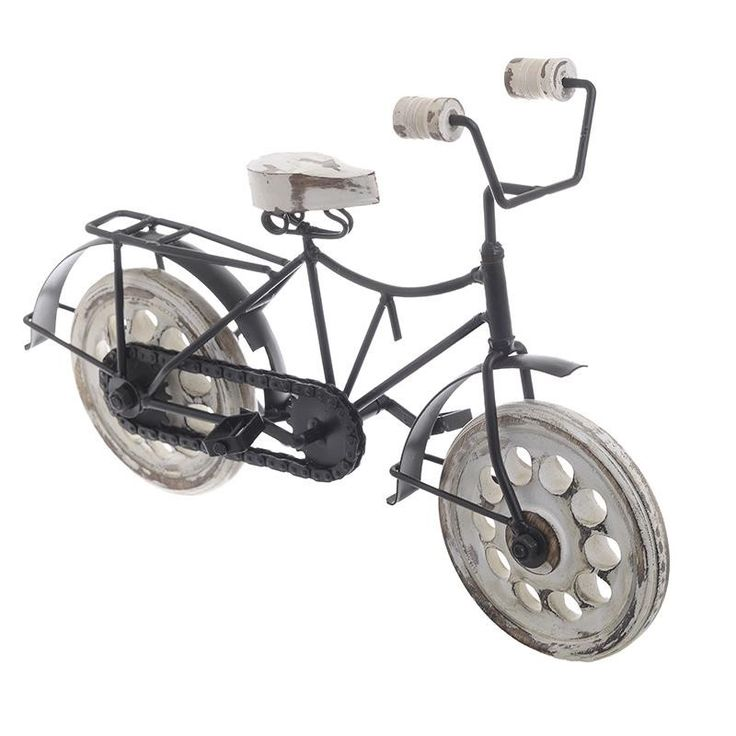 Miniature Decorative Bicycle - inart