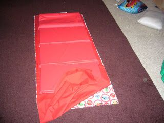how to make a kindermat cover