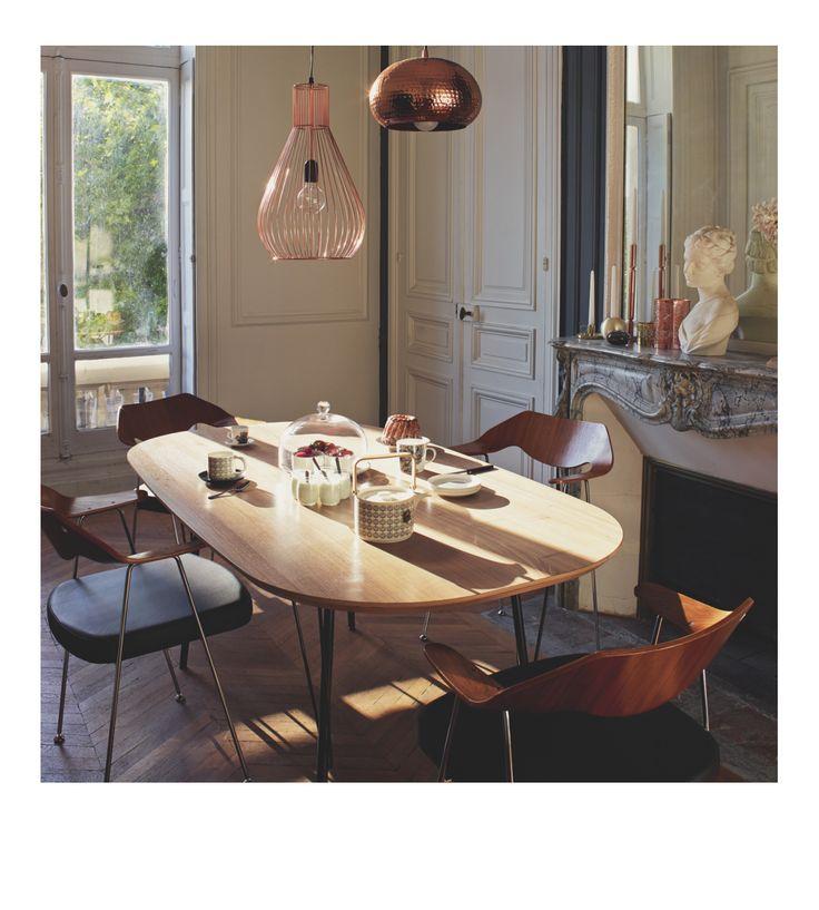MDF Noyer 799EUR EL Table De Salle Manger