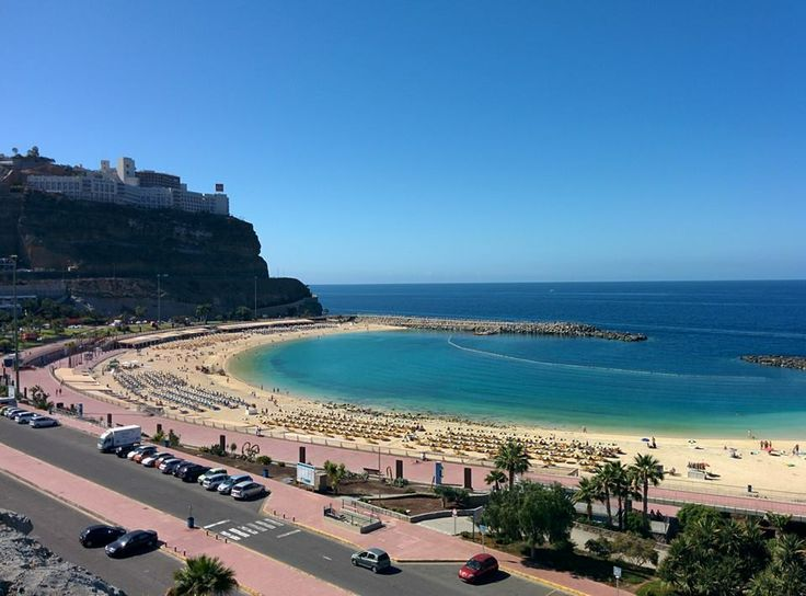 14 best gran canaria puerto rica images on pinterest canary birds canary islands and - Taxi puerto rico gran canaria ...