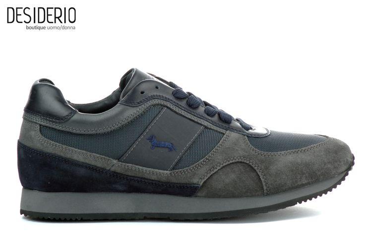 HARMONT & BLAINE sneakers camoscio - DESIDERIO boutique Abbigliamento uomo/donna Canosa di Puglia BT Shop Online: http://www.ebay.it/usr/desiderioboutique via J.F.Kennedy 31/33 tel. 0883 662 490 e-Mail info@boutiquedesiderio.com
