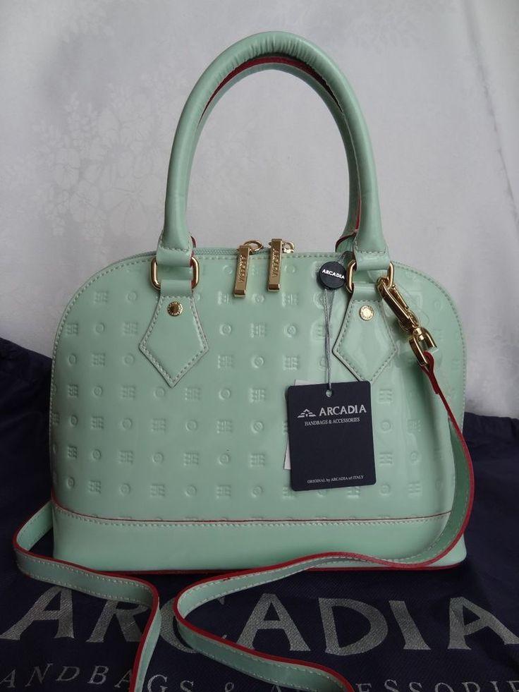 9 best Arcadia handbag images on Pinterest | Leather satchel ...