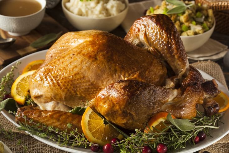 How to bake a turkey that is easy and delicious with only a few ingredients and supplies.