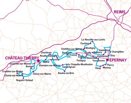 Wine tourism, an invitation to discover Champagne region and Champagne wines : through cellar visits and tastings, Champagne wine trails and geocaching in Champagne, come discover the region of the wine of kings. Wine tourism in Champagne.