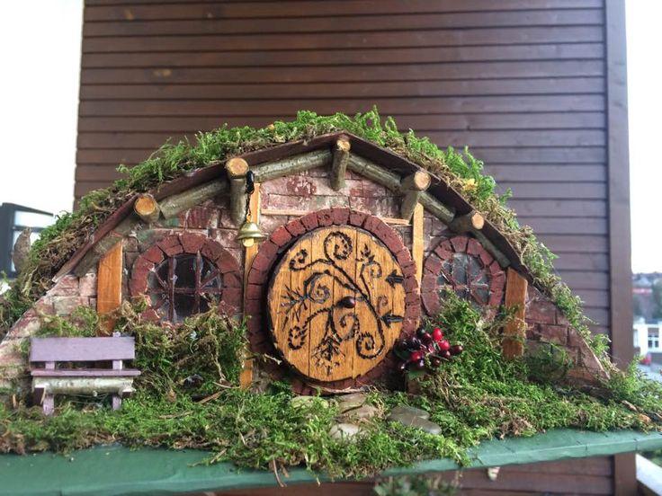 Hobbit házikó
