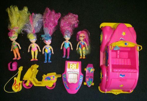 1987 Tonka Hollywoods (via eBay)