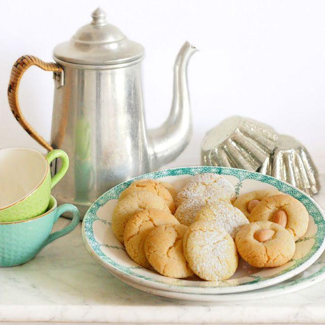 Cakes in the city: Biscuits de Noël suédois - Drömmar*