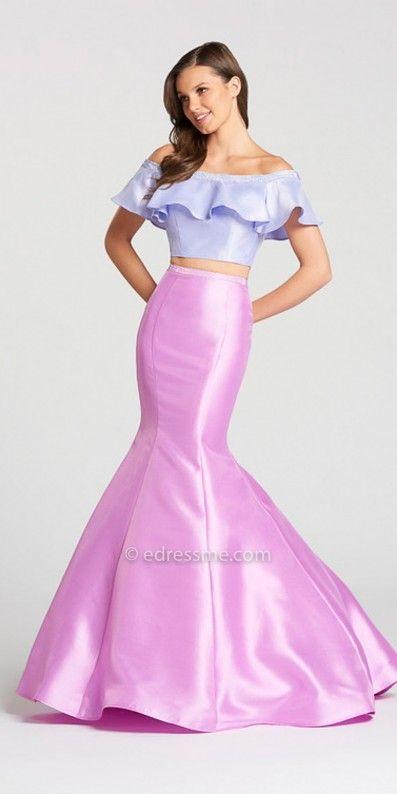 Mejores 1525 imágenes de PROM DRESSES: TWO-PIECE en Pinterest