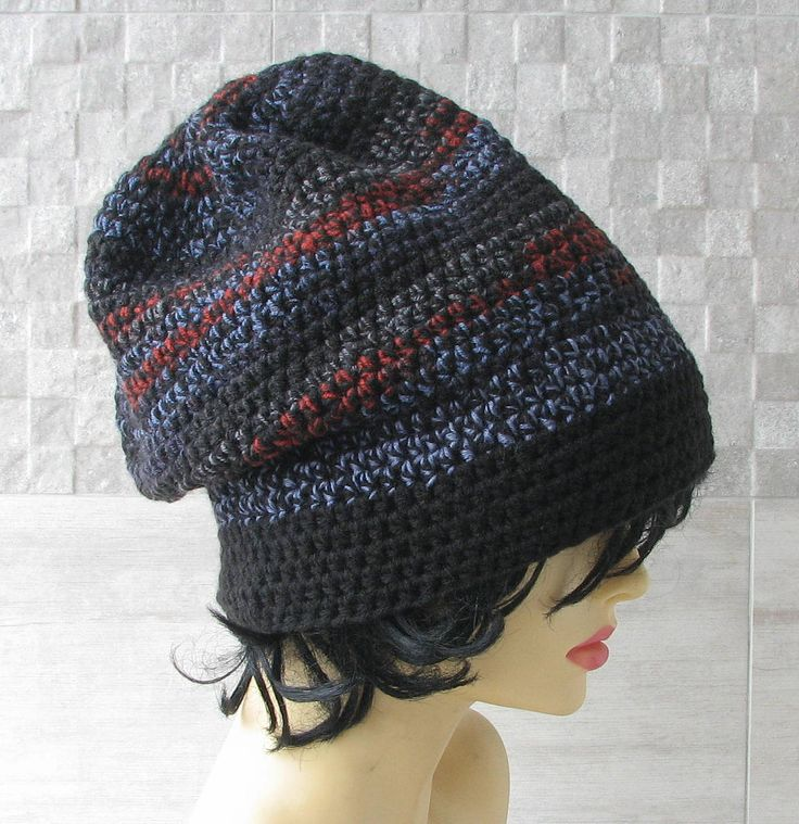 Excited to share the latest addition to my #etsy shop: Large head hat, Black Woman Men Slouchy Beanie with recycled Wool, dread tam, baggy slouchy beanie hat, hippie dreads, dreadlock beanie hat http://etsy.me/2nHtdl7 #accessories #hat #black #dreadlocks #tam #snood #s