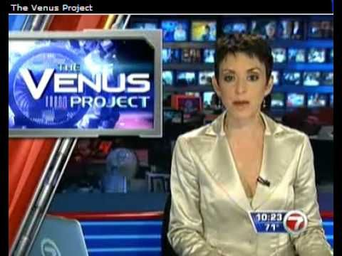 The Venus Project On Fox News 7
