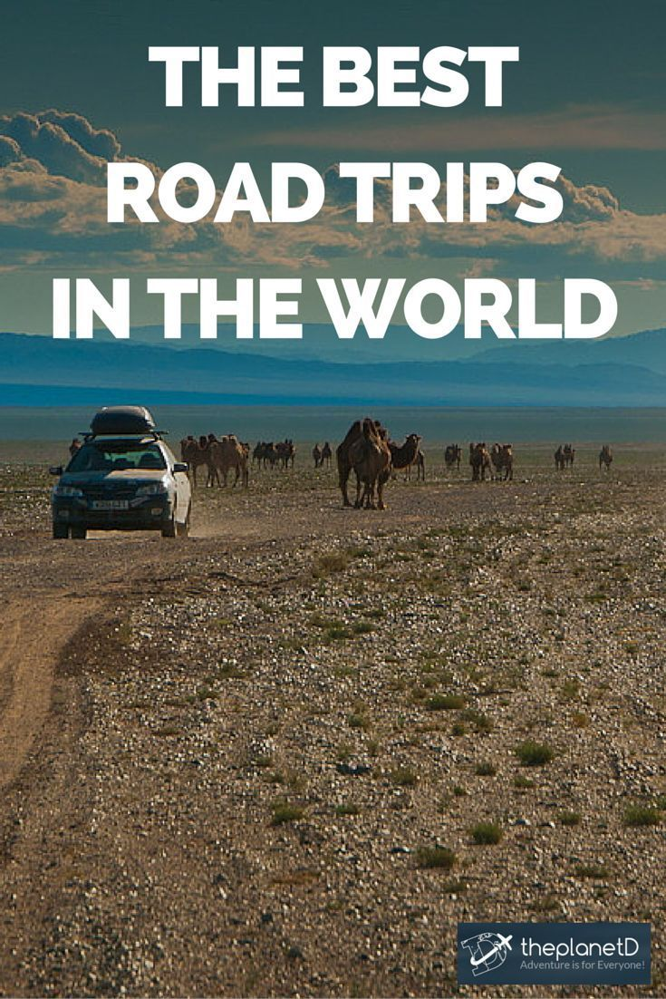 From 1 day to 3 months, these road trips are our favourites and it has me very excited to start planning some more! | The Best Road Trips in the World | The Planet D Adventure Travel Blog
