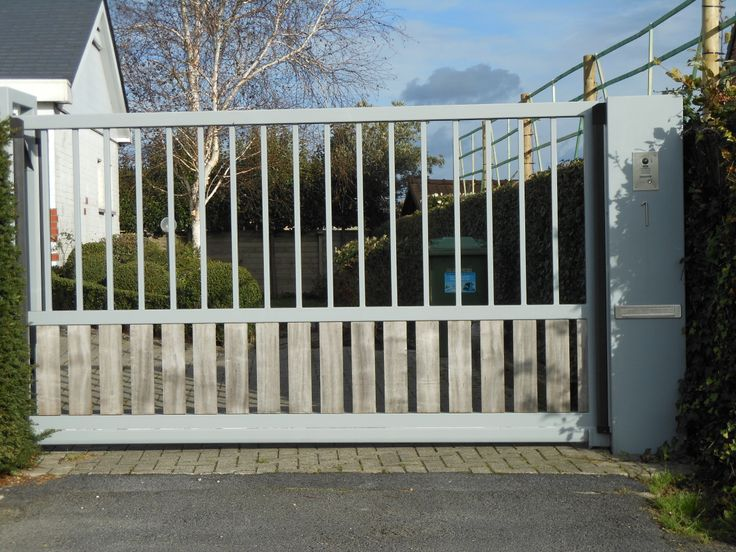 17 best images about emts referenties opritpoorten op for Porte jardin aluminium
