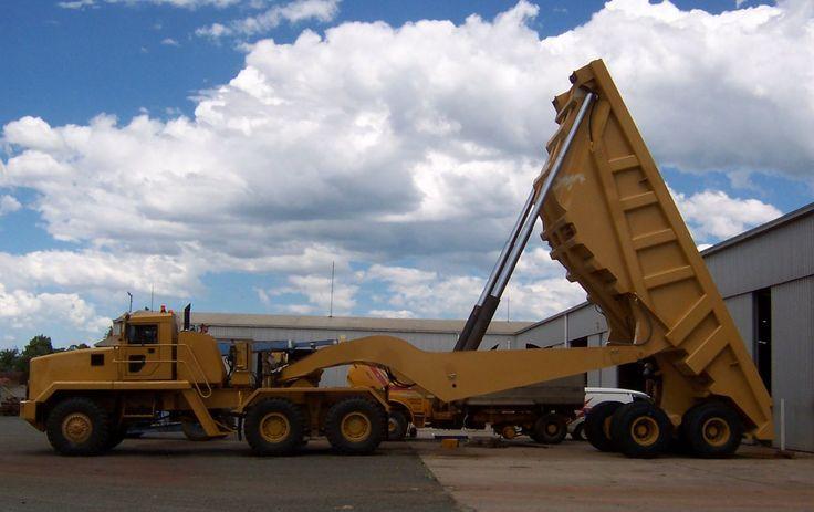 Cmp Engineers Trailer For Haulmax Truck Very Rigid Sub