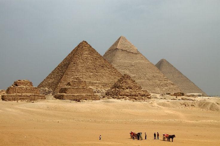 Les 7merveilles du monde antique et moderne