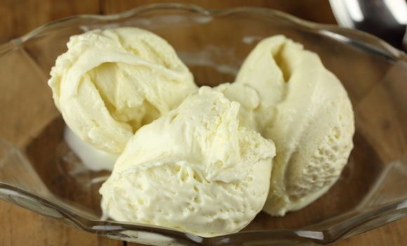 Maggie Beer recipe: Extra Virgin Olive Oil and Verjuice Ice Cream