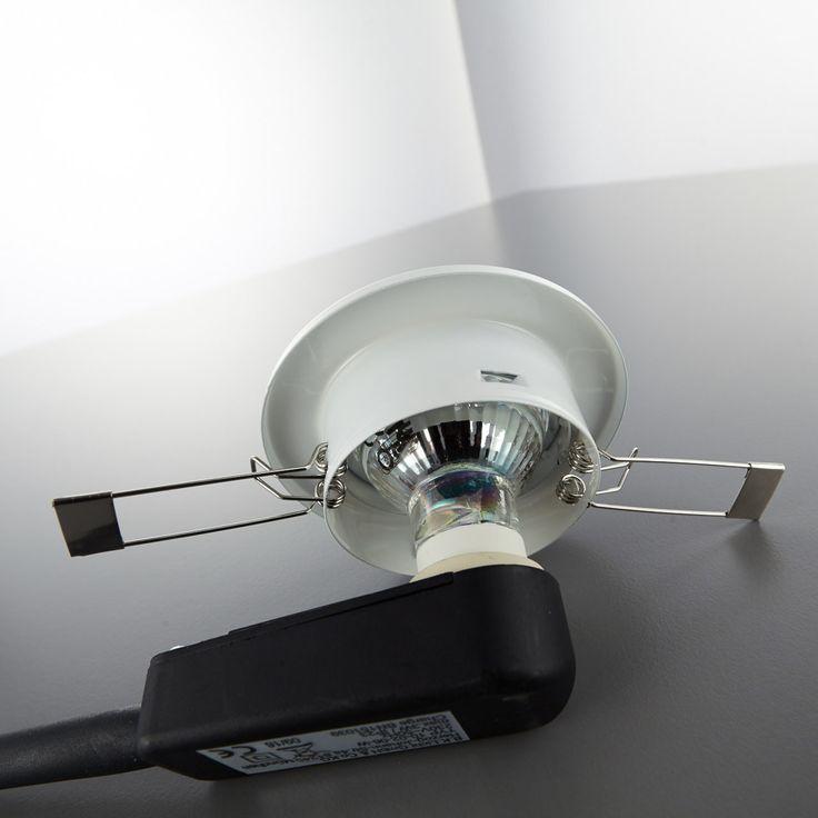 Luxury LED Einbaustrahler LUPUS im er Set u schwenkbar u Leuchtmittel T V gepr ft u