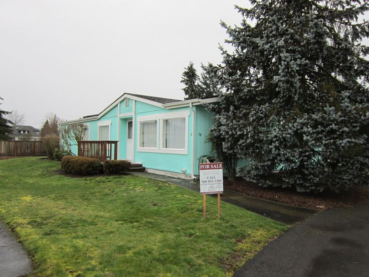 Golden West Manufactured Home For Sale In Orting WA 98360