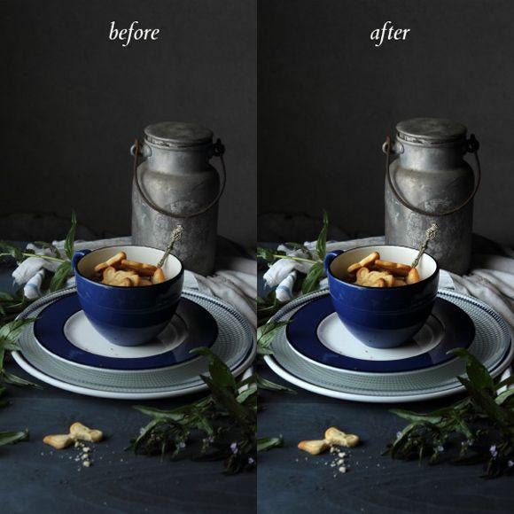 Dietro le quinte del food blog Craft Marmalade esistono diversi programmi online che possono aiutarvi a migliorare le foto senza necessariamente ricorrere a Ps (o, meglio ancora, a Lightroom), per esempio, tralasciando il famoso Picmonkey, troviamo Pixlr, che è molto simile a Photoshop ma in versione gratuita