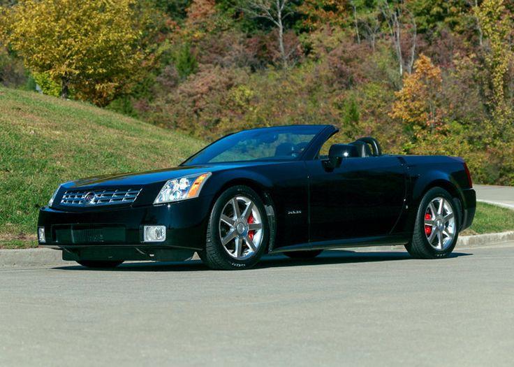 2006 Cadillac XLR Cadillac 2006 and Beyond Pinterest