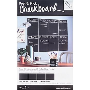 vinyl chalkboard wallies: Idea, Sticks Chalkboards, Stickers, Contact Paper, Wall Decals, Chalkboards Paintings, Chalk Boards, Home Kitchens, Chalkboards Wall