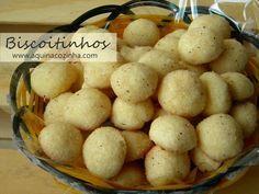 Biscoitinhos de açúcar e canela