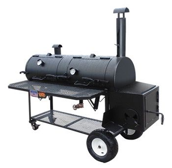 Images Of Gas Grill And Smoker Combo