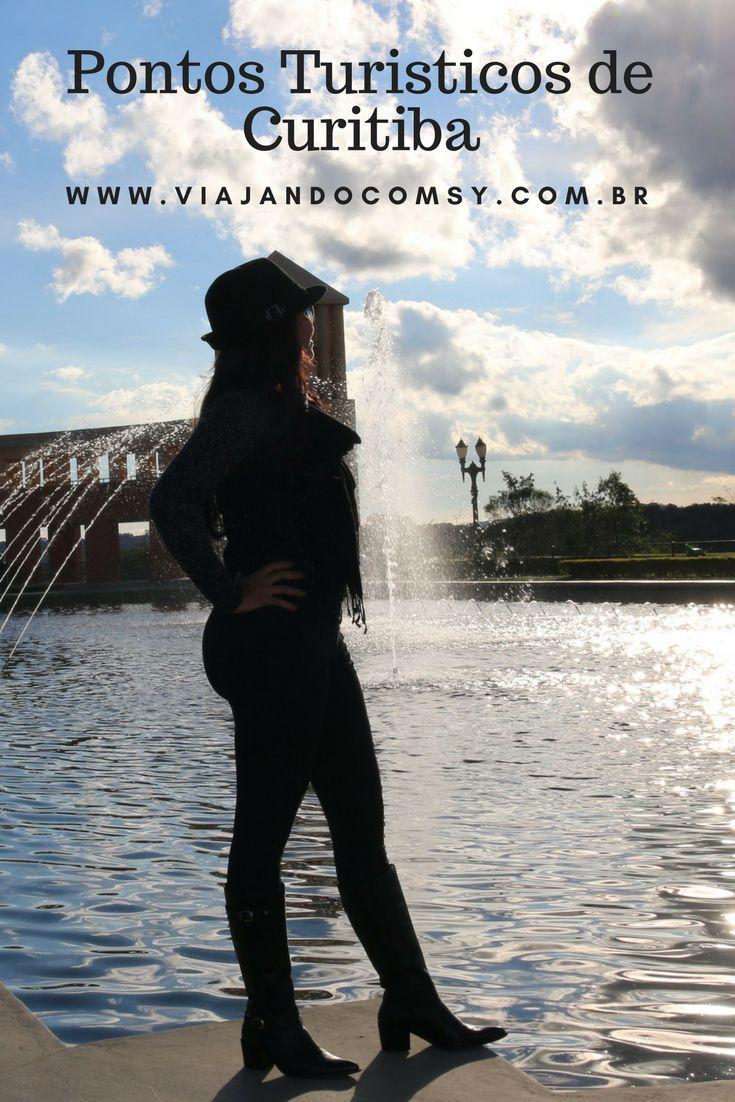 Pontos turísticos de Curitiba,parques, restaurantes, museus e muito mais no www.viajandocomsy.com.br