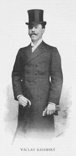 Václav Jan Emanuel Radimský (6. října 1867 Kolín nad Labem – 31. ledna 1946 Pašinka u Kolína) byl významný představitel českého a francouzského impresionizmu přelomu 19. a první poloviny 20. století.
