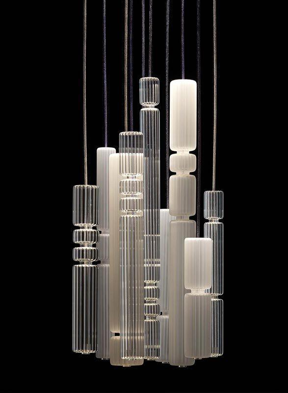 Gotham Multi Light Pendant By Melogranoblu Hcl 50 Gt Tr Fr Mr