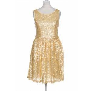 rare london damen kleid beige synthetik eur 36 kleid beige
