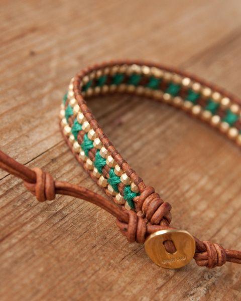 CHAN LUU beads bracelet ❥Teresa Restegui http://www.pinterest.com/teretegui/❥
