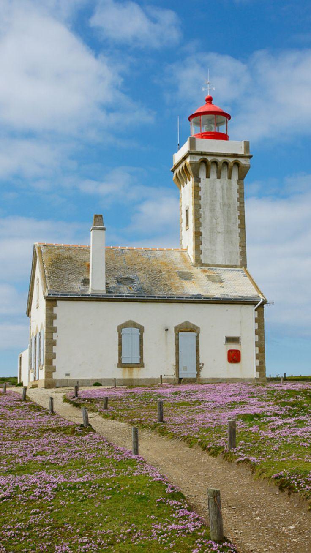 Pointe des Poulains Lighthouse, Belle Ile, Morbihan, Bretagne- By: Ben CxR