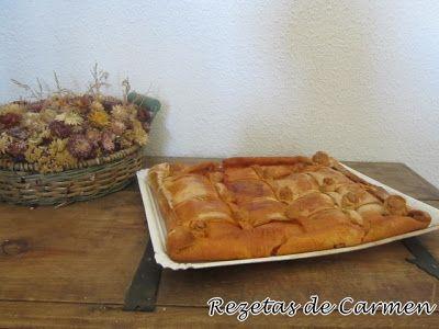 rezetas de carmen: Recopilatorio de recetas de empanadas, quiche y hojaldres