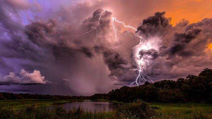 Thunderstorm #giftshopbkwed #travel #nature
