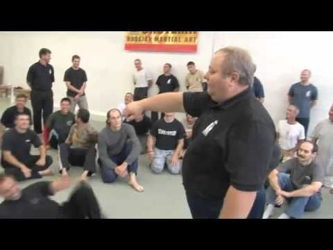 Systema Russian Martial Art lesson 3 Ryabko. Strikes to the face