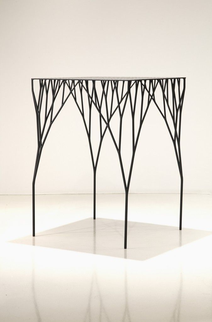 Arborism table by Nosigner