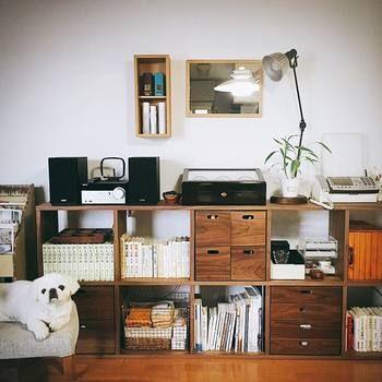 実は名作揃い。無印良品の家具・雑貨を取り入れたインテリア   キナリノ