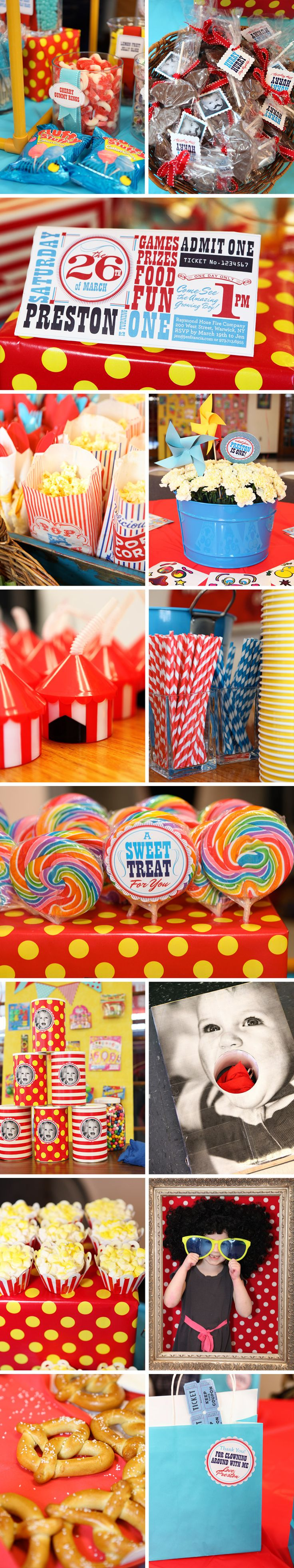 Best Circus Party Foods Ideas On Pinterest Circus Food - Circus birthday party ideas pinterest