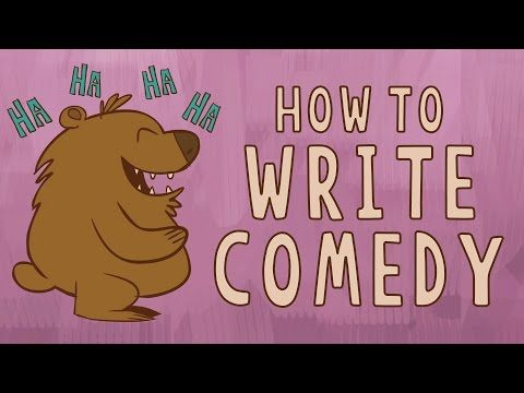 "TED-Ed Video & Lesson: ""How to make your writing funnier"" 