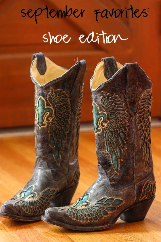September Favorites: Shoe Edition