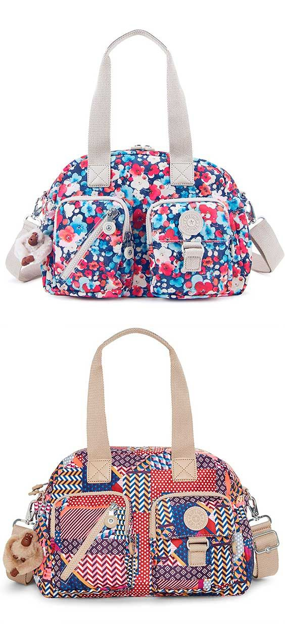 Kipling Defea Crossbody Bag - Best Travel Top-Handle Shoulder Bag #Kipling #Top-Handle #Bag #Tote #ShoulderBag #Crossbody #Travel #Color