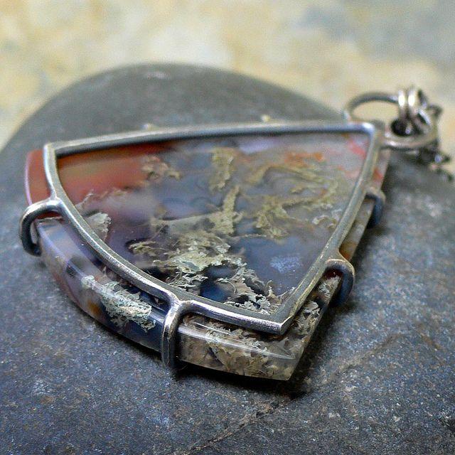 ad7ef0e9b8d Inspiration photo  back side of pendant by Julie McComsey