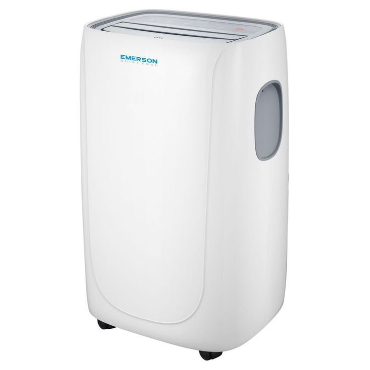 Emerson Quiet Kool 12000 BTU Portable Air Conditioner with Remote Control - EAPC12RD1