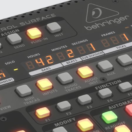 X-TOUCH | Desktop Controllers | Computer Audio | Behringer | Categories | MUSIC Group
