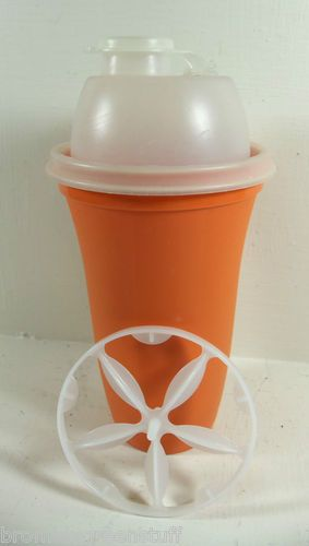 70s 80s RETRO VINTAGE TUPPERWARE BATTER MIXER FAB KITCHENALIA