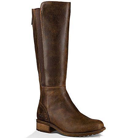 UGG Vinson Tall Shaft Boots #Dillards