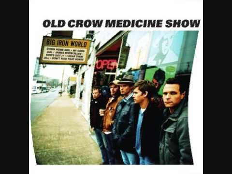Old Crow Medicine Show - Bobcat Tracks
